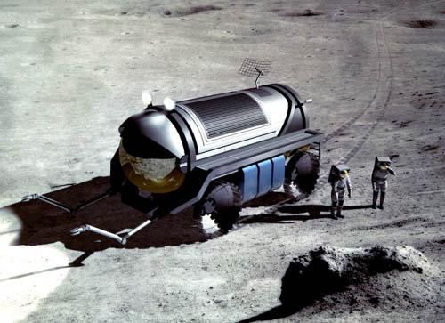 LUNOX rover 2