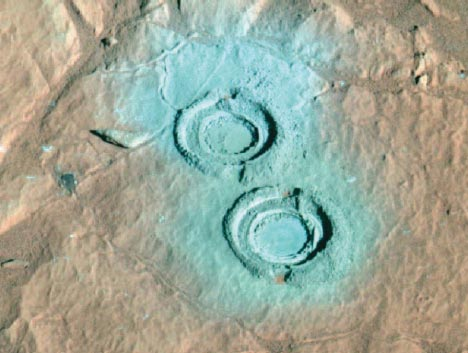 "mars rover mission Mars: ""Clovis"""