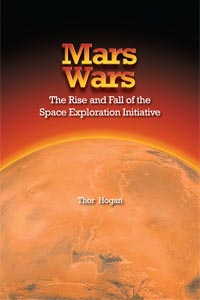 Mars Wars book cover
