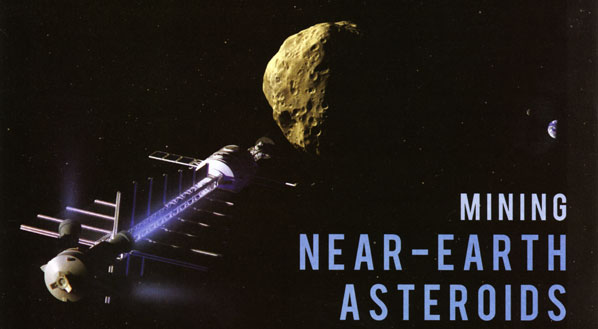 Mining Near Earth Asteroids