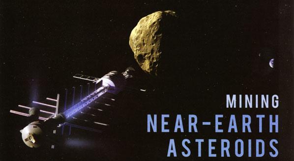Mining Near Earth Asteroids