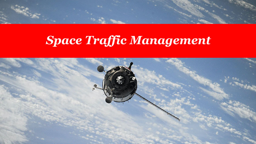 NAPA Endorses Office of Space Commerce to Head Space Traffic Management