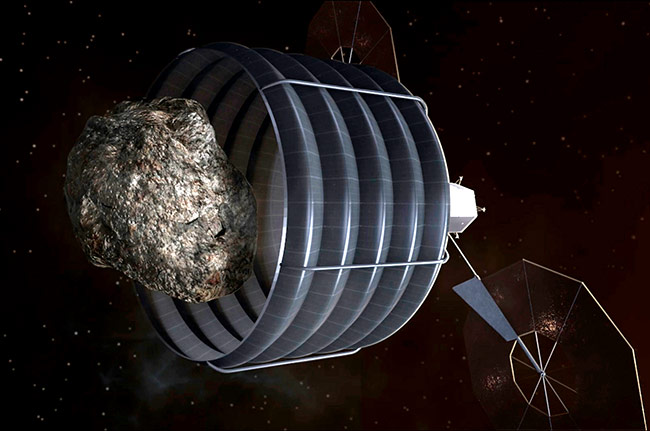 NASA SP413 NASA Asteroid Capture