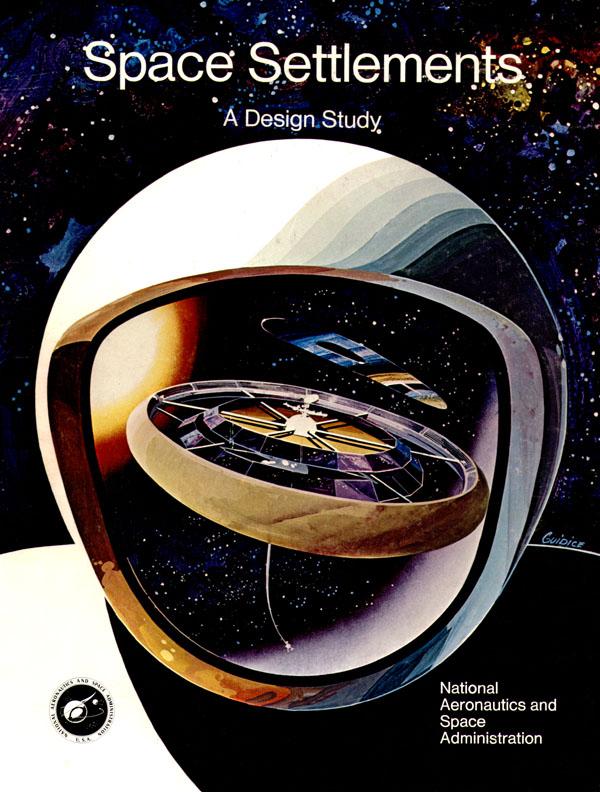 NASA SP413 Space Settlements: A Design Study