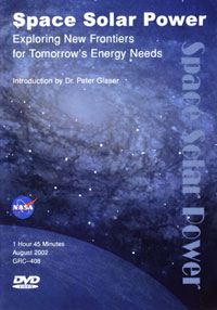 NASA Space Solar Power DVD
