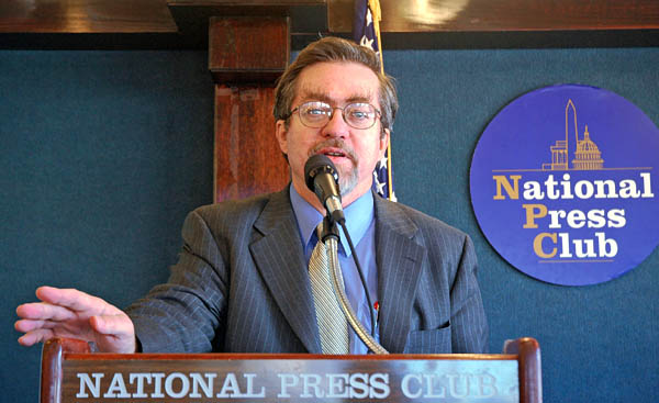 john mankins at national press club space solar power 2007 press conference