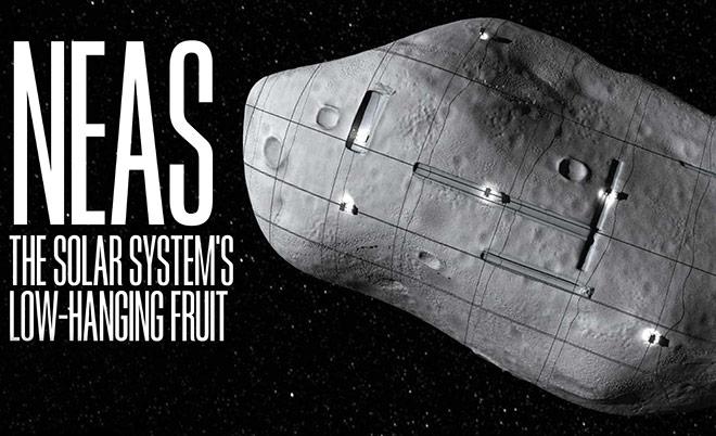 NEAs near earth asteroids