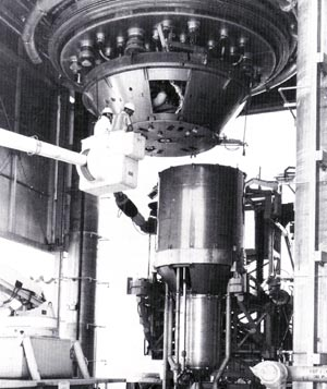NERVA Nuclear Engine