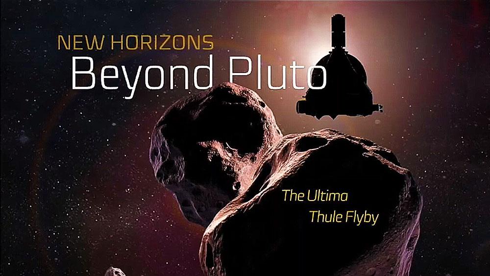 New Horizons at KBO Ultima Thule
