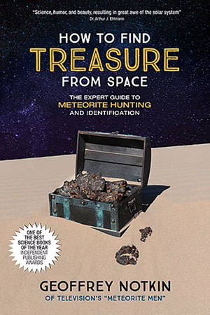 Treasure from Space by Geoffrey Notkin
