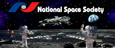 NSS Banner Contest: Moon, Mars, and Beyond