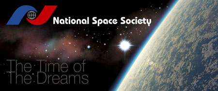 NSS Banner: The Time of the Dreams Javier Arizabalo