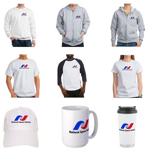 NSS Merchandise on Cafepress