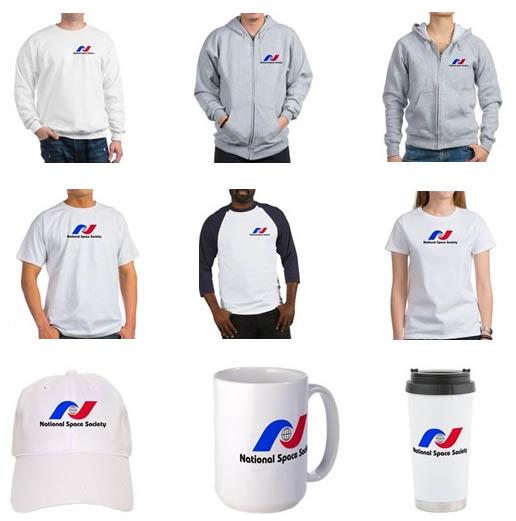 NSS Merchandise on Cafepress