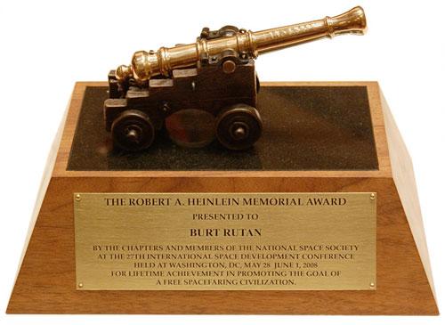 NSS Heinlein Award