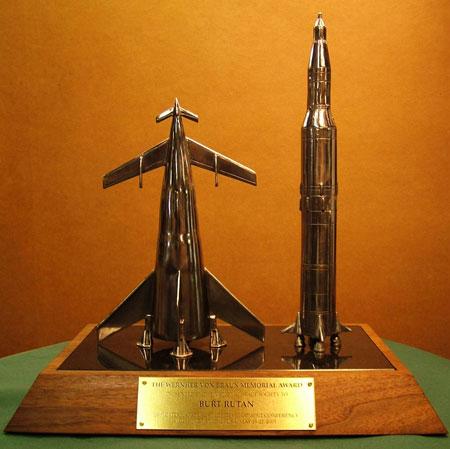 NSS Von Braun Award