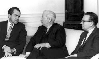 Meeting with Nixon