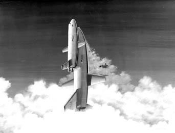 Faget's shuttle concept