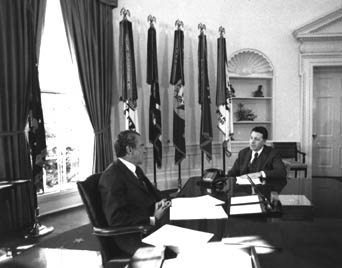 Weinberger and Nixon