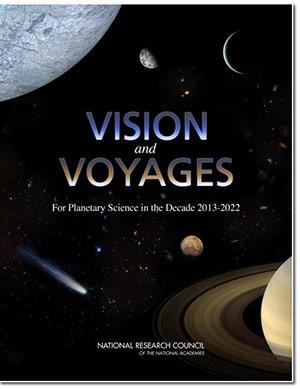 Planetary Sciences Decadal Survey Report