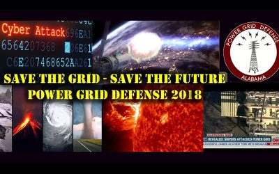 NSS HAL5 Chapter hosts Power Grid Defense Conference August 9-12