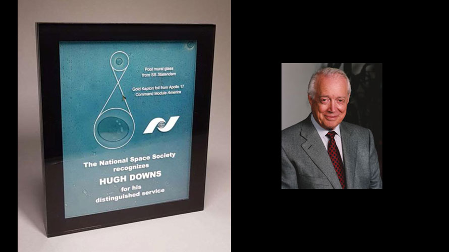 The National Space Society Celebrates the Life of Hugh Downs