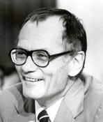 Robert Jastrow biography portrait