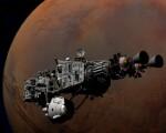 Shenandoah at Mars by David Robinson