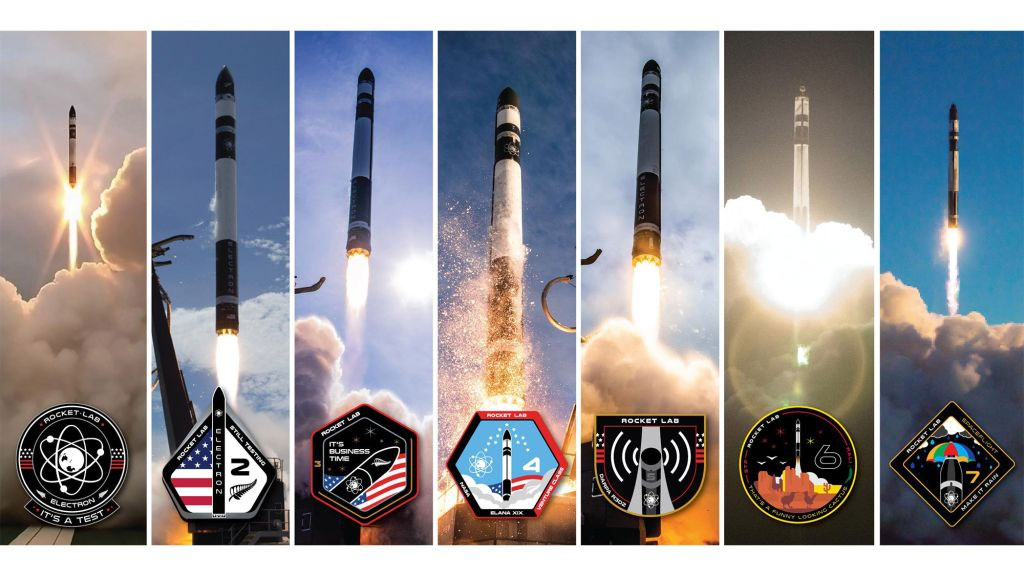Rocket Lab launches in 2019
