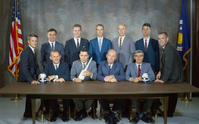 """In """"Excess"""": The Travails of 1967's Astronaut Class"""