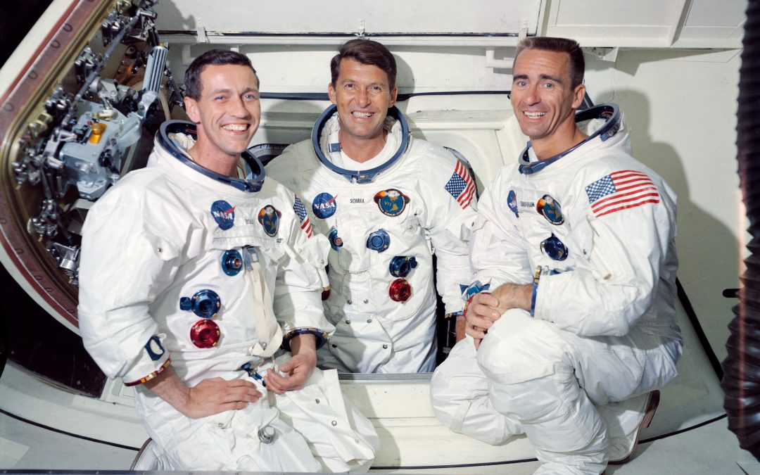 Podcast Review: Apollo 7: The Forgotten Mission