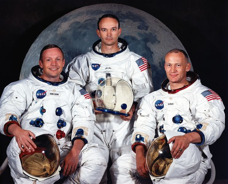 You've Seen The Apollo 11 Movies; Now, Here Are The Books