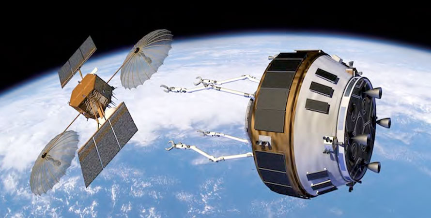 Satellite serviciing