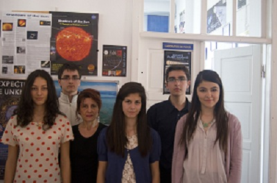 scholarship award winners romania
