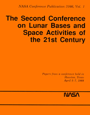 Second Lunar Base Conference