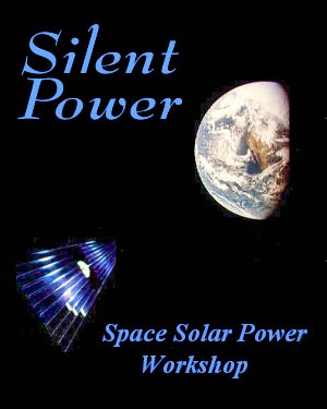 Silent Power Space Solar Power workshop