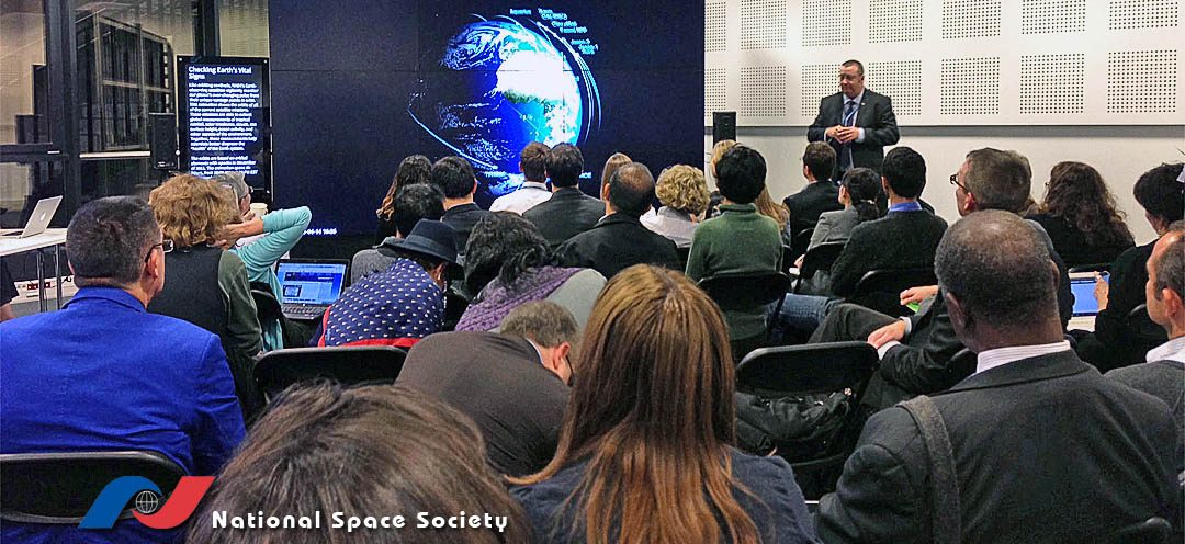Inspire Future Professionals–Become a Space Ambassador