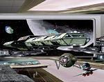 Space Settlement Art Contest Griffin Lunar Research Center