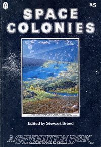 Space Colonies Coevolution Brand book cover