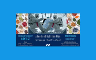Health and Diet Contest for Long Duration Space Flight