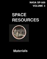 Space Resources NASA SP 509