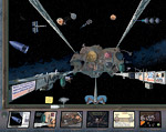Space Settlement Art Contest: Cable Runner