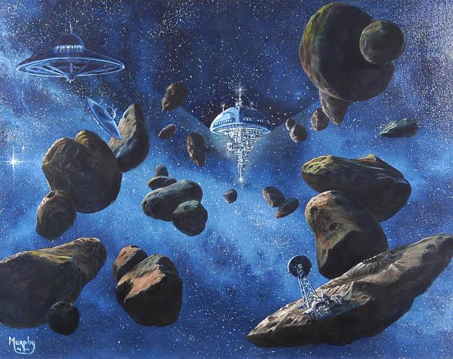 Space Settlement Art Contest Murphy Elliott Outpost 12