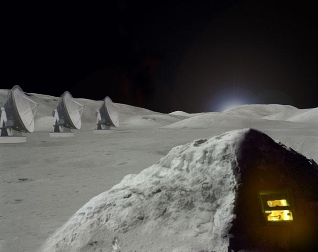 Space Settlement Art Contest: Oxygen Gulch