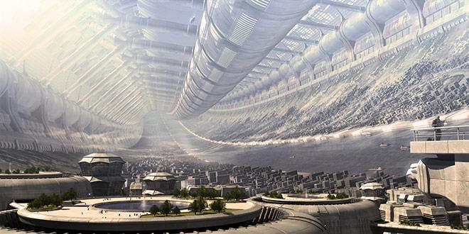 Space Settlement Milestone Abalakin