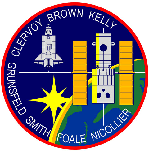 STS 103 Patch