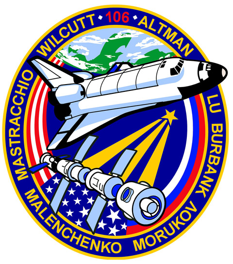 STS 106 Patch