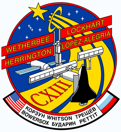 STS 113 Patch