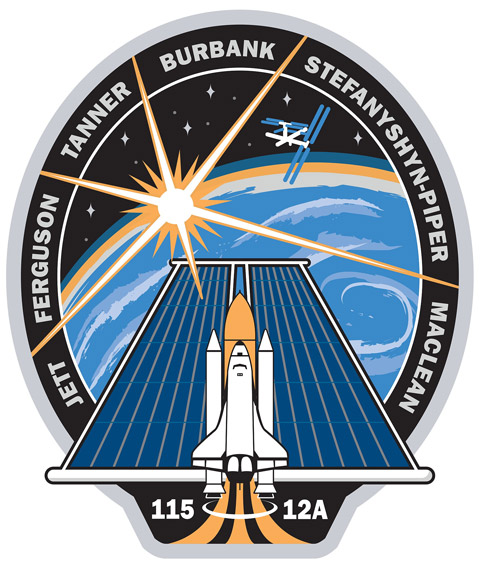 STS 115 Patch
