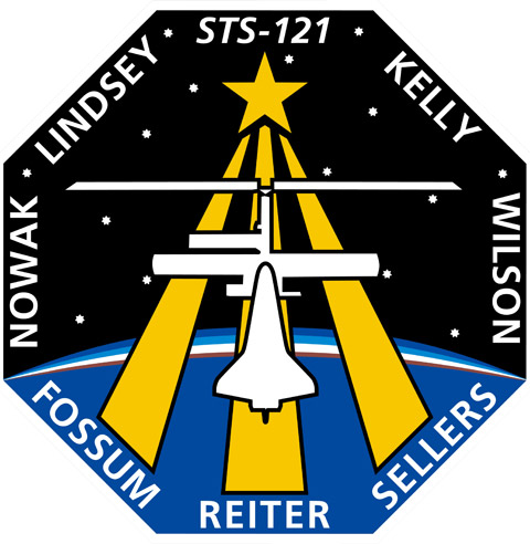 STS 121 Patch